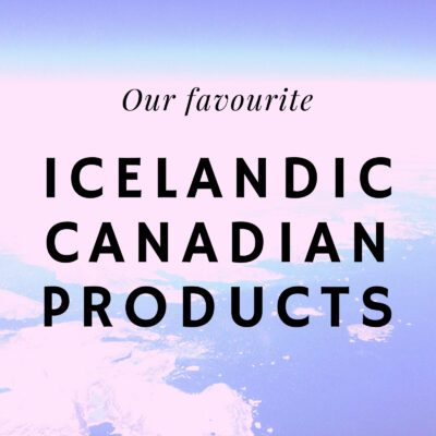 Icelandic Canadian Products